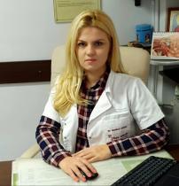 Medic SpecialistClaudia Monica Spanu